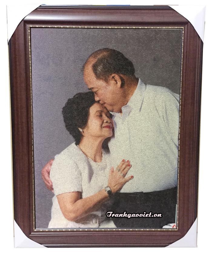 Quà tặng kỷ niệm 35 năm ngày cưới