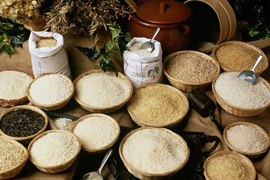 Nghệ thuật phù phép những hạt gạo thành bức tranh gạo