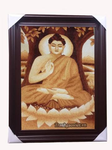 Tranh Phật Thích Ca