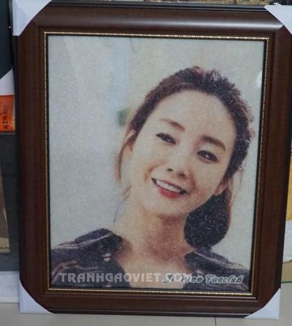 Chân dung diễn viên Choi Ji Woo