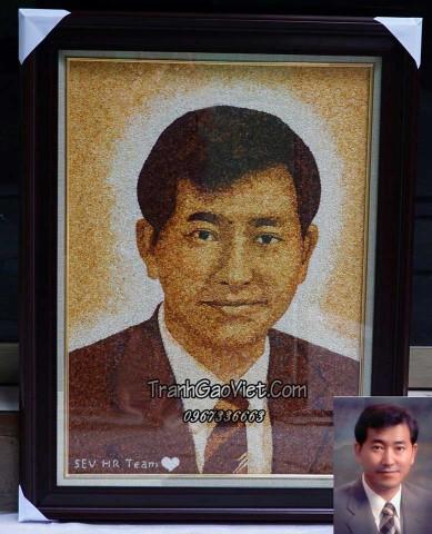 Lee Cheol Ku - Phó TGD Sam Sung